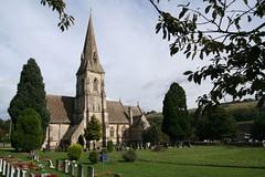 Woodchester, Gloucestershire (Tudor Barlow) Tags: england churches gloucestershire woodchester parishchurch tamron1750 teulon samuelteulon