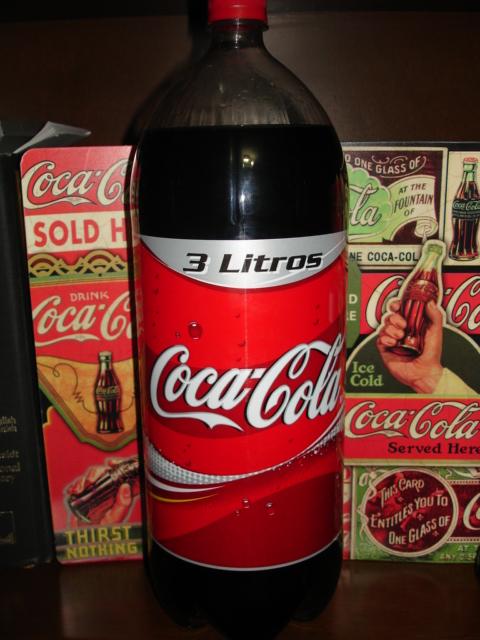 Coke Bottles Sizes Bottle of Coke This Size