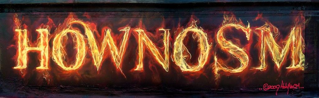 HowNosm fire