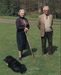 The late Lord and Lady Moncreiff