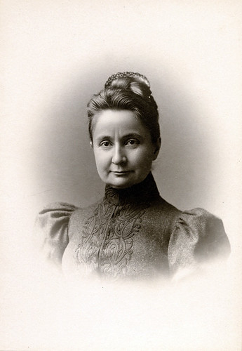 Mary Augusta Jordan (Courtesy, Smith College Archives)