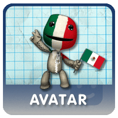 LBP World Cup Mexico Avatar