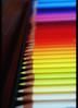 colors (Lù *) Tags: blue red color macro colors yellow pencil nikon colorful dof 1855 colori faber matite colorati d60 pastelli nikond60 nikon1855