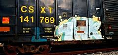 IMG_5489 (mightyquinninwky) Tags: railroad graffiti tag graf tracks railway tags tagged railcar rails boxcar graff graphiti freight trainart fr8 railart boxcarart freightart taggedboxcar paintedboxcar paintedrailcar taggedrailcar