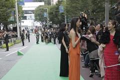 Green Ambassador Anne and Film Fest Ambassador Yoshino Kimura 3