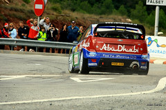 WRC Catalunya 2010 (Joan Garau) Tags: espaa canon eos focus fiesta d rally citroen sigma evolution os wrc 200 catalunya mundial 18 lancer mitsubishi 1000 catalua s2000 ix evo 2010 c4 solberg fors sordo hirvonen latvala 1000d loem