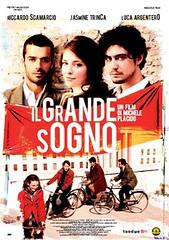 Il grande sogno poster película