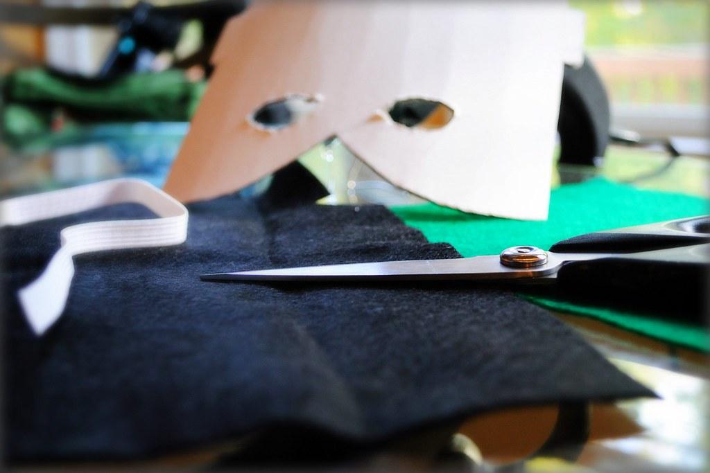 creating costumes