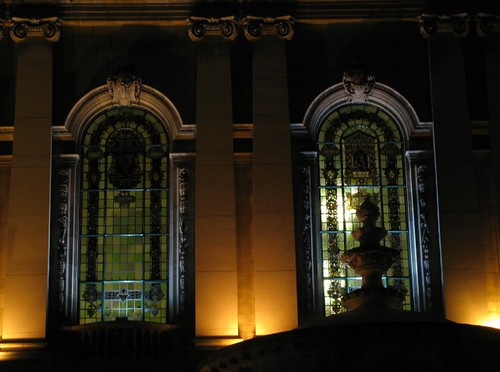 Belfast City Hall Stained Glass Windows