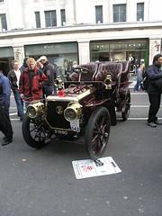 Panhard-Levassor Tonneau (1904) (Jonathan Parkes) Tags: london car run regentstreet veteran motorshow londontobrighton