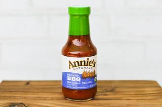 Sauced: Annie's Naturals Organic BBQ Sauce