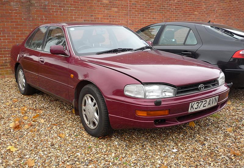 1993 Toyota Camry V6