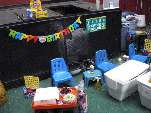 ghetto birthday party
