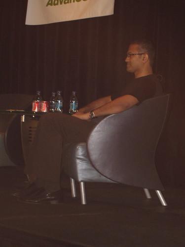 Keynote with Satya Nadella - Search Marketing Expo Advanced   Seattle 2007