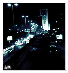 Kuwait-City-Night (Essa Al-Sheikh - @Bo3awas) Tags: street city night kuwait q8 sharq dasman  dasma  frapp alraya  viplanet