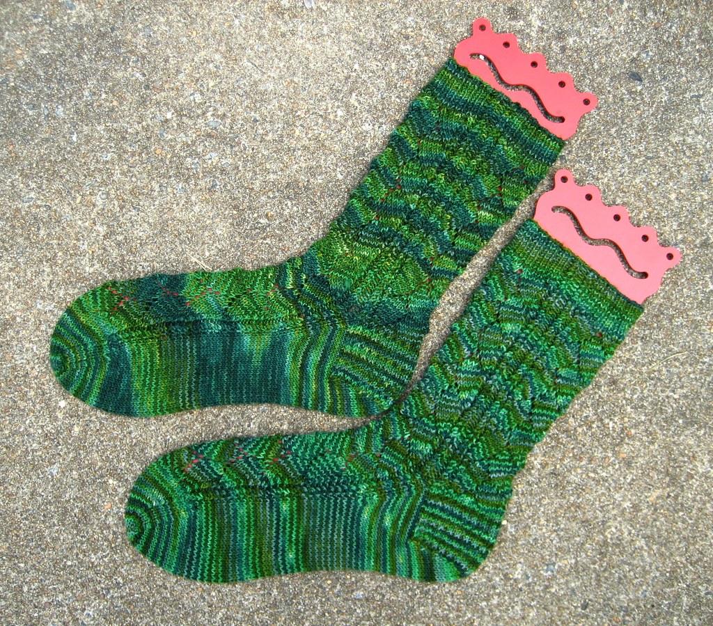 Sockapalooza 4 Socks Done!