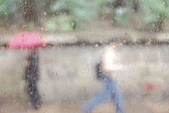 Rainy day (Os Sutrisno) Tags: hk rain hongkong haze taxi myfacebook
