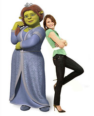 Princess Fiona and Cameron Daz