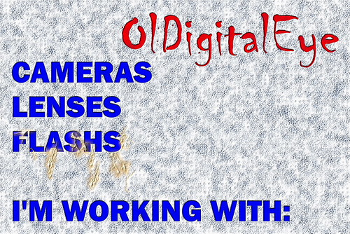 Kameras, Objektive, Blitze und diverses Material
