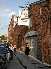 Blues Alley, Georgetown
