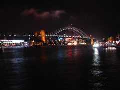 Sydney harbour by night4
