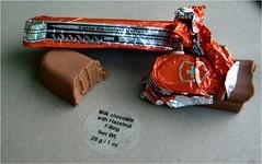 Swiss Army Chocolate Knife (Lara's  Stuff) Tags: candy desert chocolate lolly treat swissarmyknifecandy
