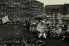 Bone Fire Boys (Moochin Photoman) Tags: documentary belfast northernireland moochinphotoman howwearenow shankillroadbonefire