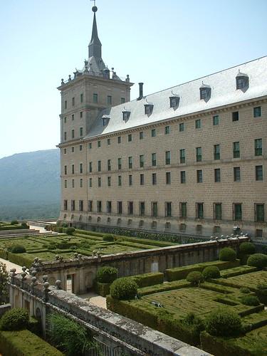 Escorial Vista fachada