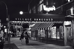 The Village Vanguard at night (Tom Marcello) Tags: nyc photography jazz jazzmusicians jazzplayers jazzclubs jazzphotos jazzphotography thevillagevanguard jazzphotographs tommarcello