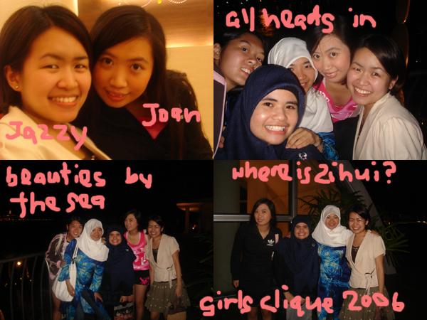 girls clique 2006