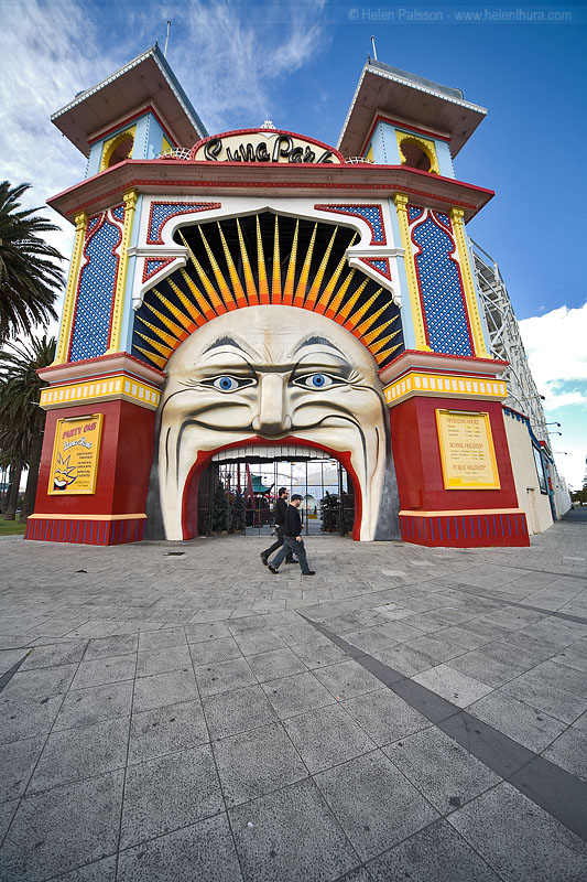 Hungry Luna Park