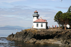 Lime Kiln Point lighthouse (beest) Tags: statepark lighthouse washington washingtonstate sanjuanisland limekilnpoint