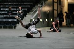 12yo breakdancing at southbank