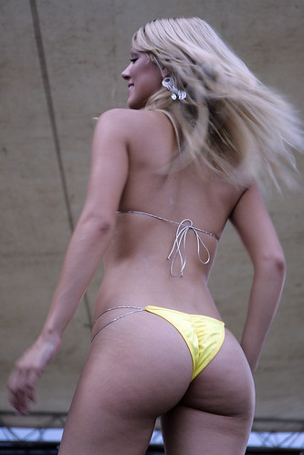 nopi sweet bikini devil diva