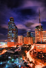 Ortigas Center Night
