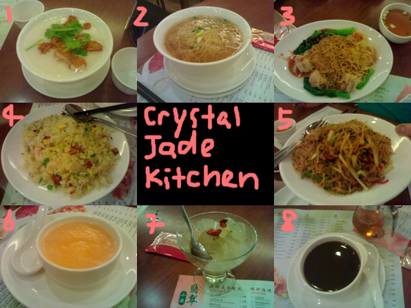 chinese restaurants. crystal jade