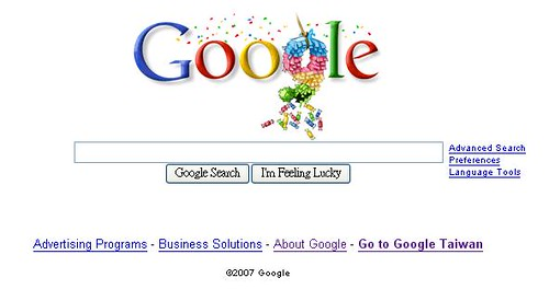 Google-Birthday