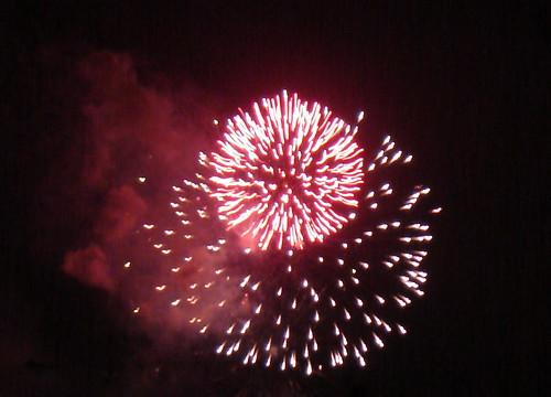 ilotulitus fireworks Helsinki by Anna Amnell