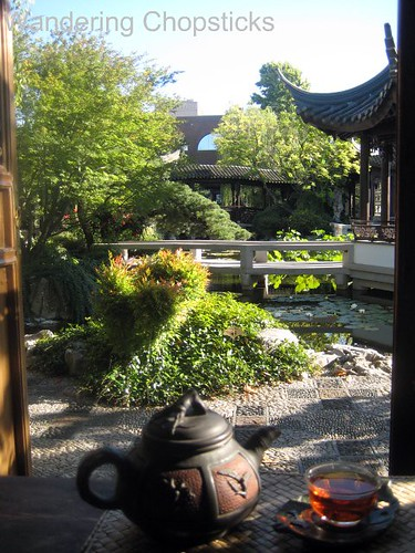 Day 4.12 Lan Su Chinese Garden (Portland Classical Chinese Garden) - Portland - Oregon 21