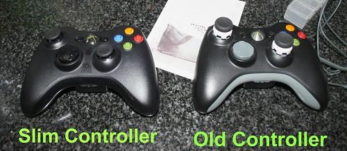 Xbox 360 Slim controller