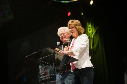 Ed & Cheryl Teaching