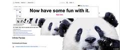Recursive Panda is Recursive