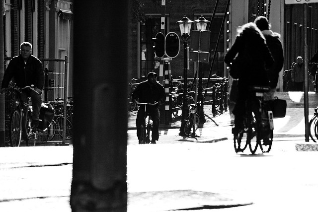 Amsterdam Cycle Chic - Diffuse