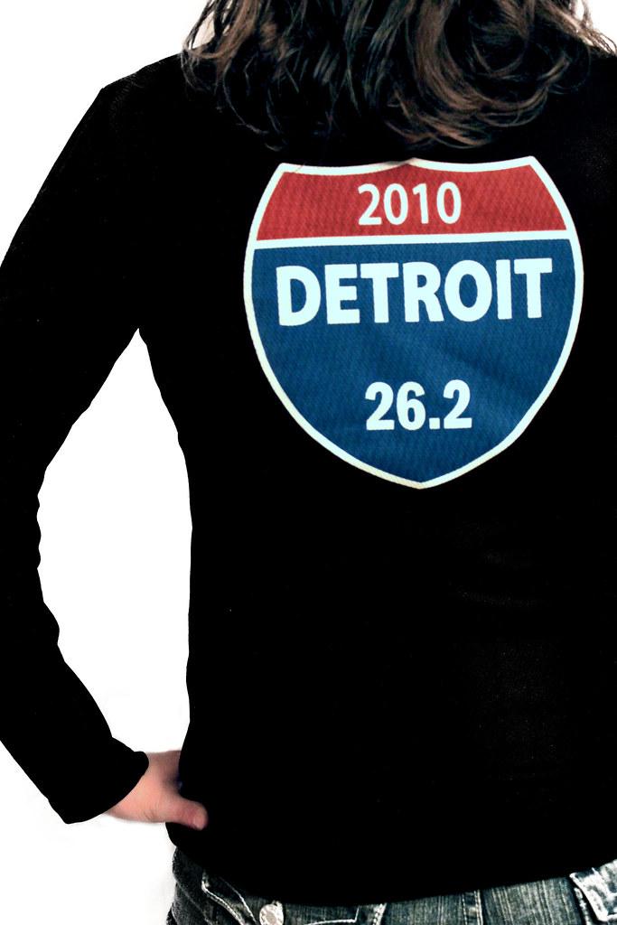 Detroit Marathon (26.2 Miles)