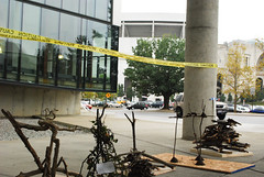 (jonathan rieke) Tags: concrete sticks construction mud ksa knowltonschoolofarchitecture fall2010