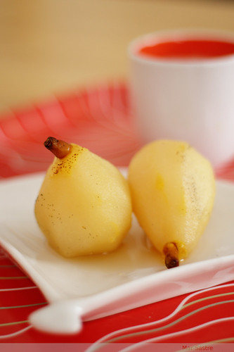 Maple pears