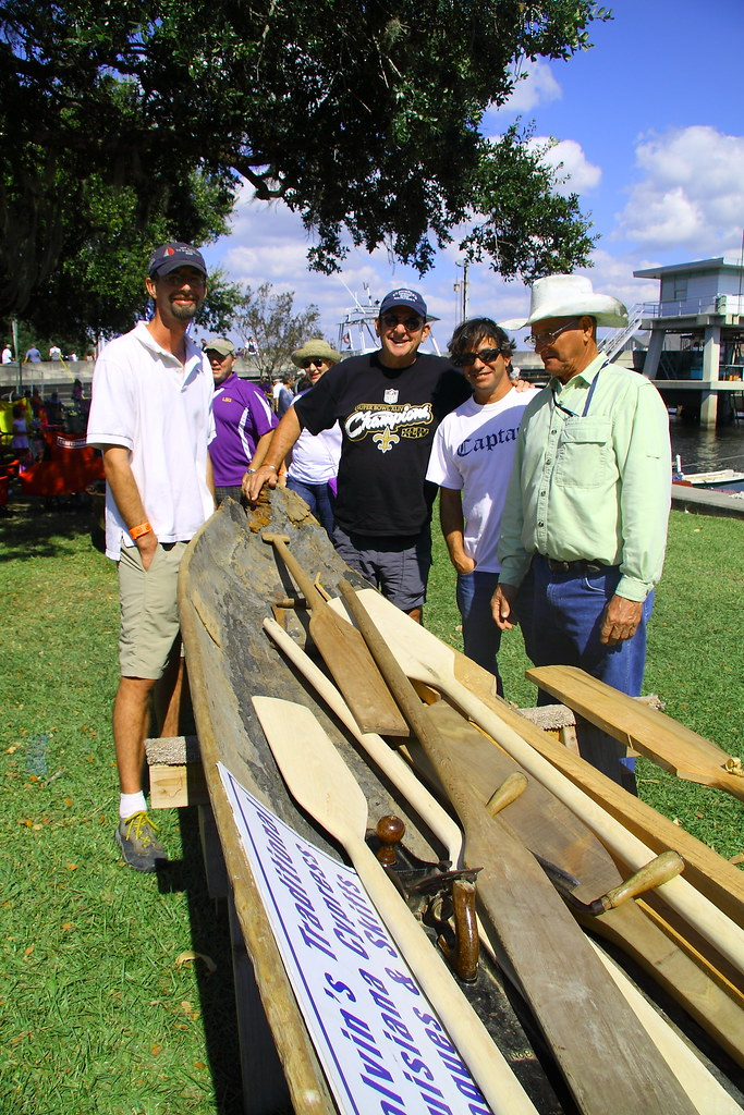 Madisonville, Louisiana Wooden Boat Show