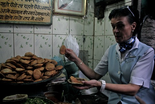 City Moment – Chaat Vendor, Kinari Bazaar