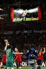 Netherlands vs Spain (Kwmrm93) Tags: africa sports sport canon football fussball fifa soccer south worldcup mundial futbol copa futebol futbal fotball celebrating voetbal fodbold calcio deportivo fotboll  deportiva esport fusball  fotbal jalkapallo   nogomet fudbal  votebol fodbal
