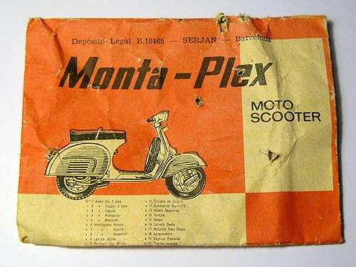 Monta-Plex Vespa